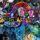 skull & crossbones II by H J Field