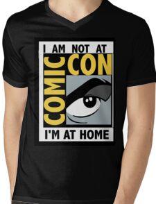 I'm Not At Comic Con Mens V-Neck T-Shirt