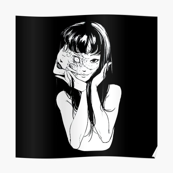 Best Tomie - Junji Ito HD Poster