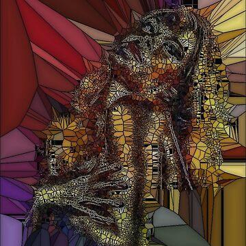 Goldfinger by Artbytinavaughn