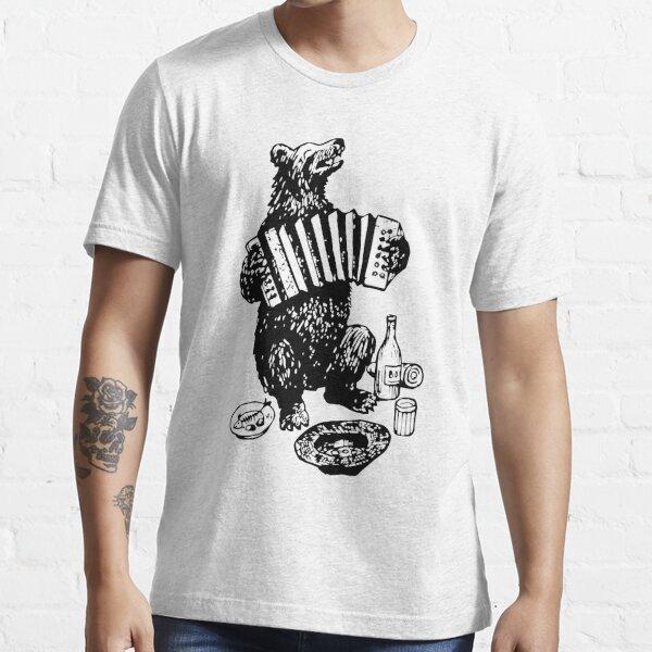 Misha le joueur d'accordéon T-shirt essentiel