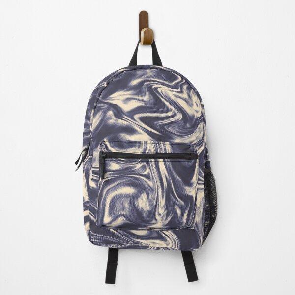 Liquid Halftone Painting Backpack