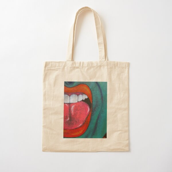 Witch Cotton Tote Bag