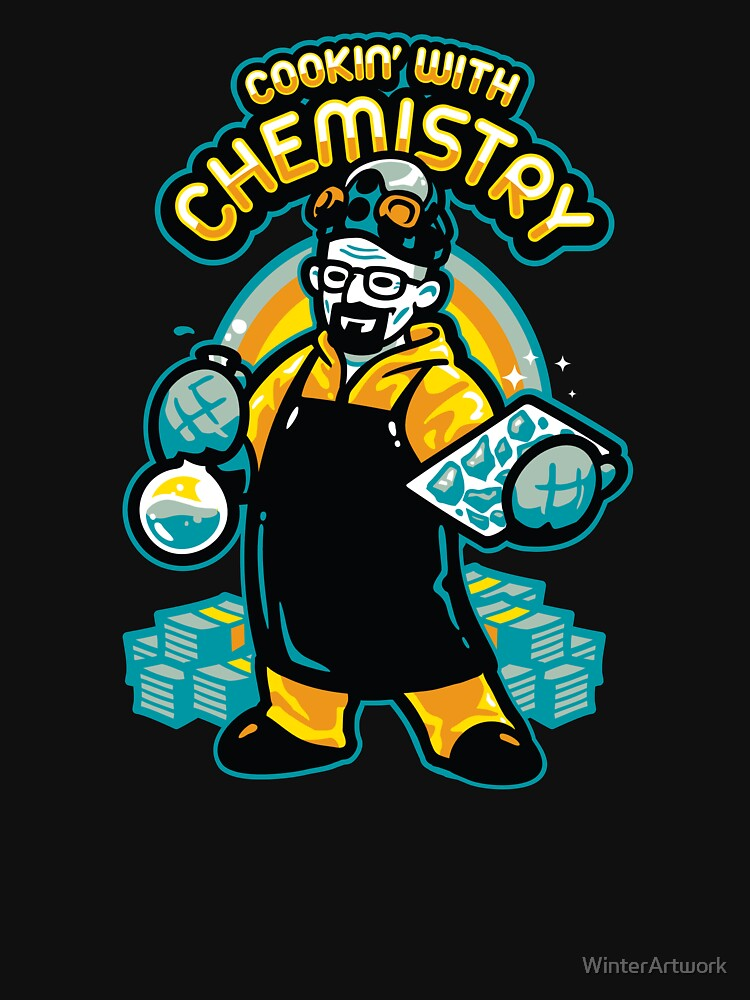 Cooking With Chemistry | Unisex T-Shirt