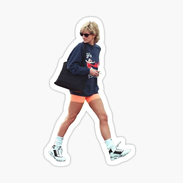 Princess Diana Stickers Redbubble