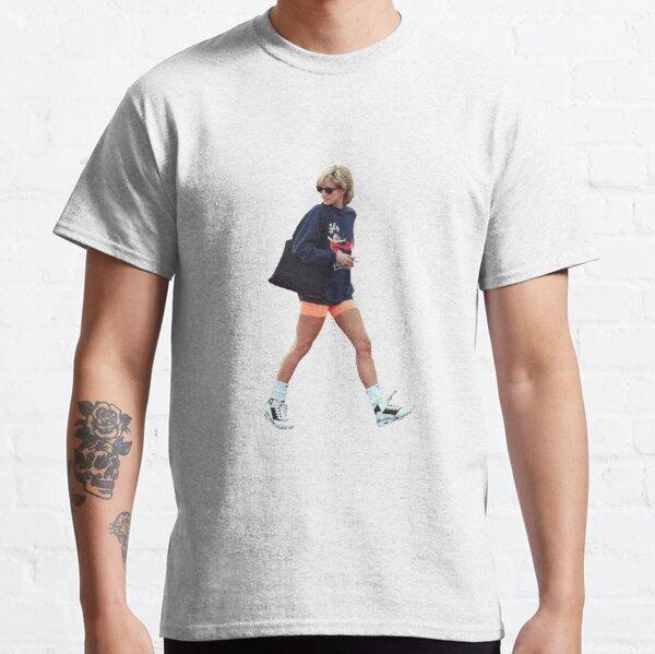 Princess Diana Streetwear Transparent Classic T-Shirt