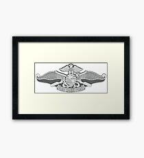 Fleet Marine Force Framed Print