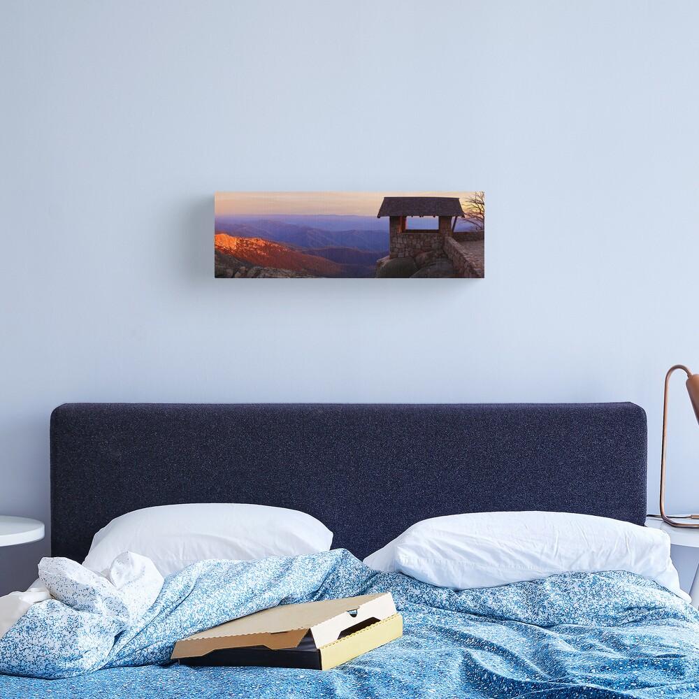 The Horn, Mt Buffalo, Victoria, Australia Canvas Print