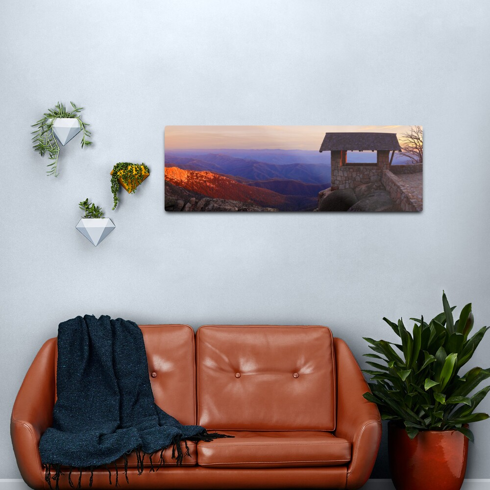 The Horn, Mt Buffalo, Victoria, Australia Metal Print
