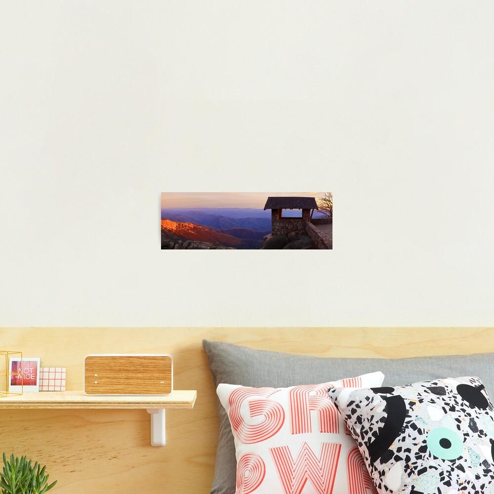 The Horn, Mt Buffalo, Victoria, Australia Photographic Print