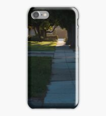Suburbs  iPhone Case/Skin