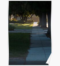 Suburbs  Poster