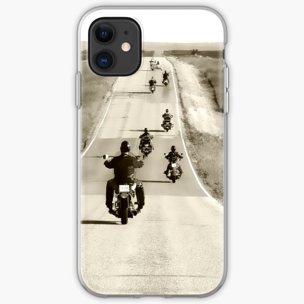 Afternoon Delight iPhone Soft Case