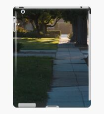 Suburbs  iPad Case/Skin