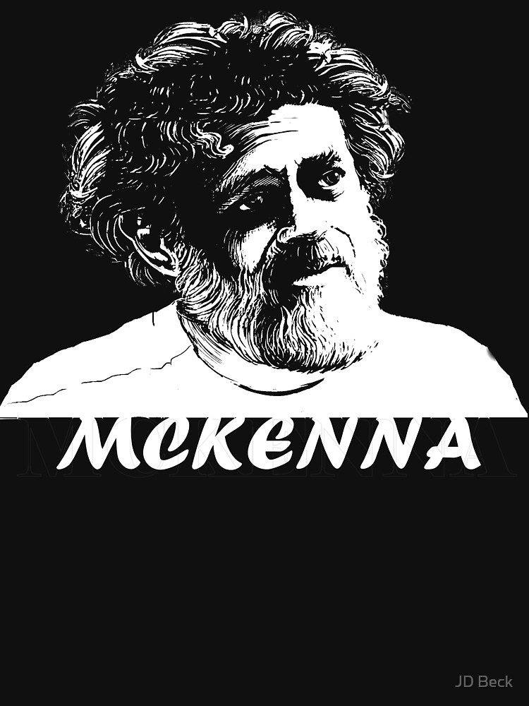 Terence Mckenna /w by thelight