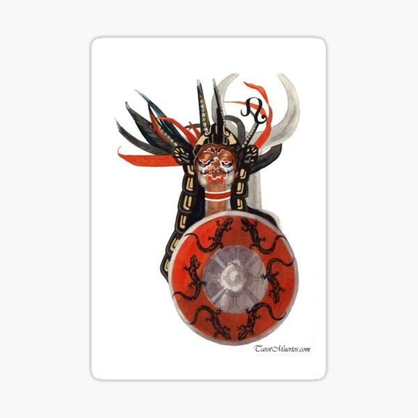 Knight of Scepters - Caballero de Cetros Sticker