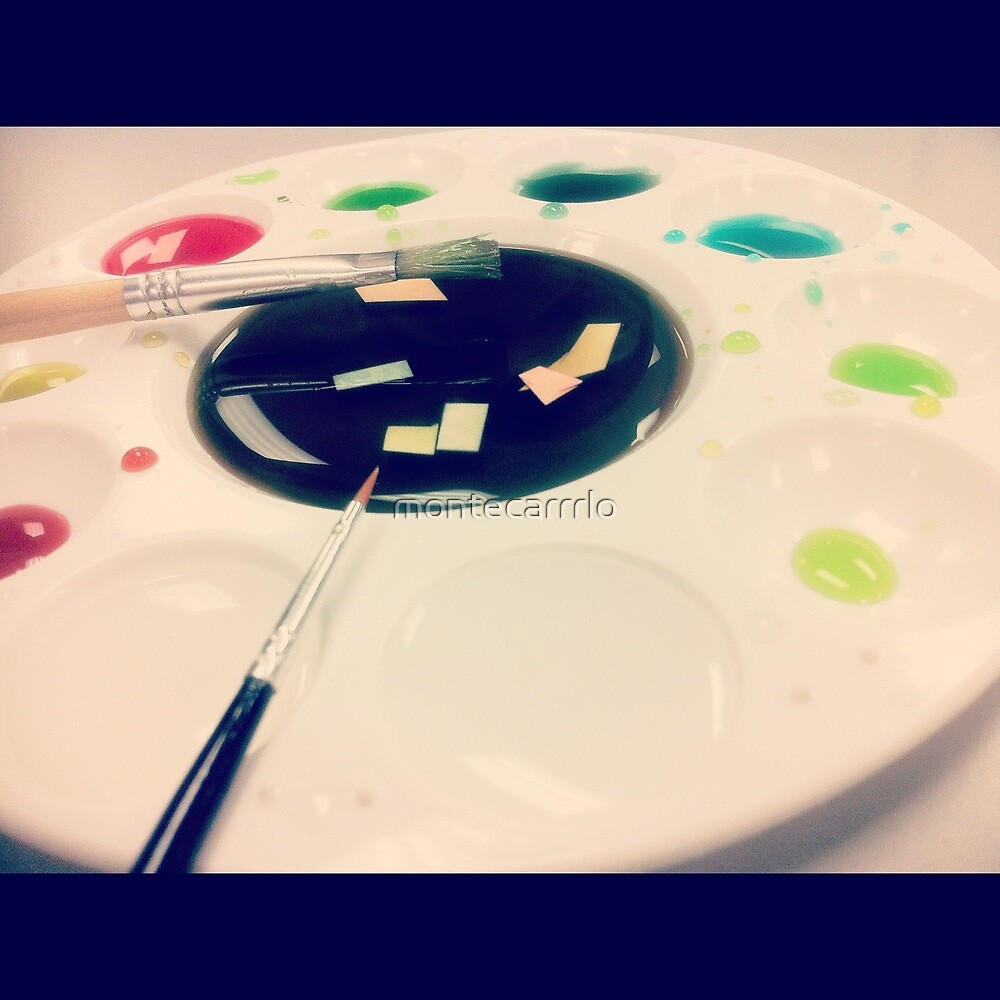 Water Colour at it's Finest  by montecarrrlo