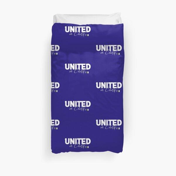 United in Christ Duvet Cover