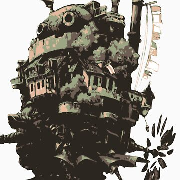 Robotic Castle by NateVieira