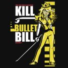Kill Bullet Bill (Black & Yellow Variant) by ShayLeiArt