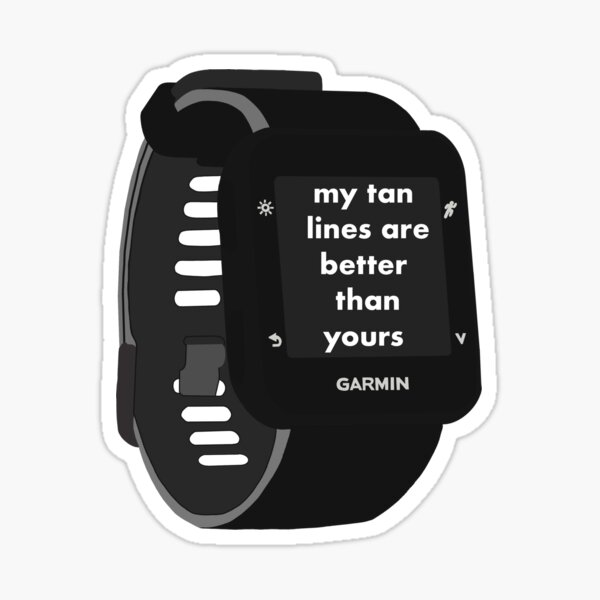 My Tan Lines are Better than Yours Sticker