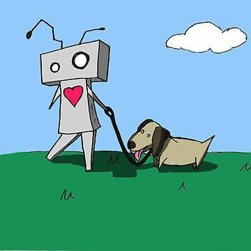 Robot Love by EllaBites