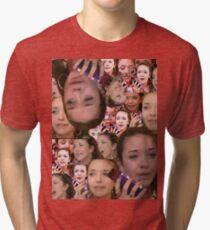 """Nancy Jo, this is Alexis Neiers calling..."" Tri-blend T-Shirt"