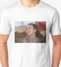 """Six-inch Louboutins!"" T-Shirt"