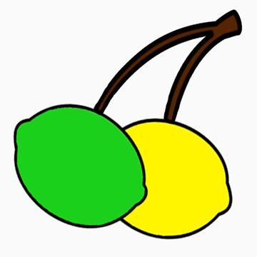 Lemon&Lime Productions Cherry Logo by LimeGroen