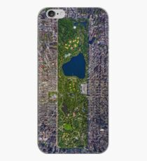 Vinilo o funda para iPhone Central Park & NYC iPhone/iPod Case