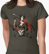 The Return of the Red Autumn Vengeance Women's Fitted T-Shirt