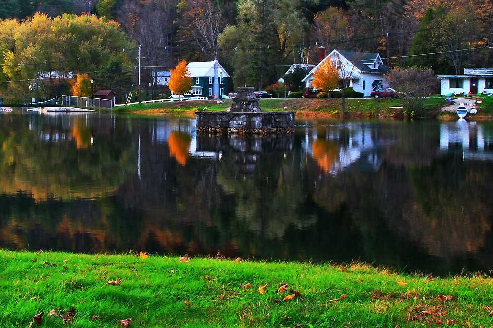 Reflections in the Lake by Nazareth