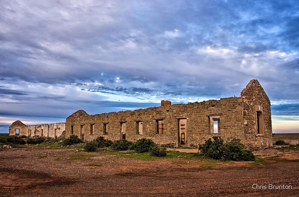 Cottage Creek Ruins by Chris Brunton