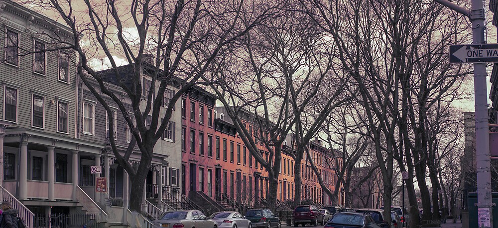 Brooklyn at night by Ageness