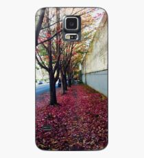 The Fallen Leaves Case/Skin for Samsung Galaxy