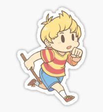 [MOTHER 3] - Lucas Sticker