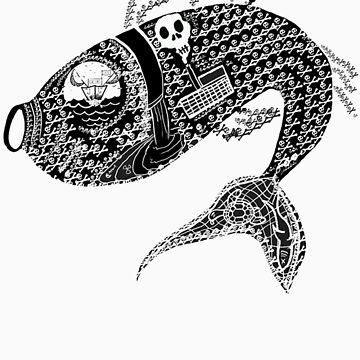 Skullfish by ClamJam