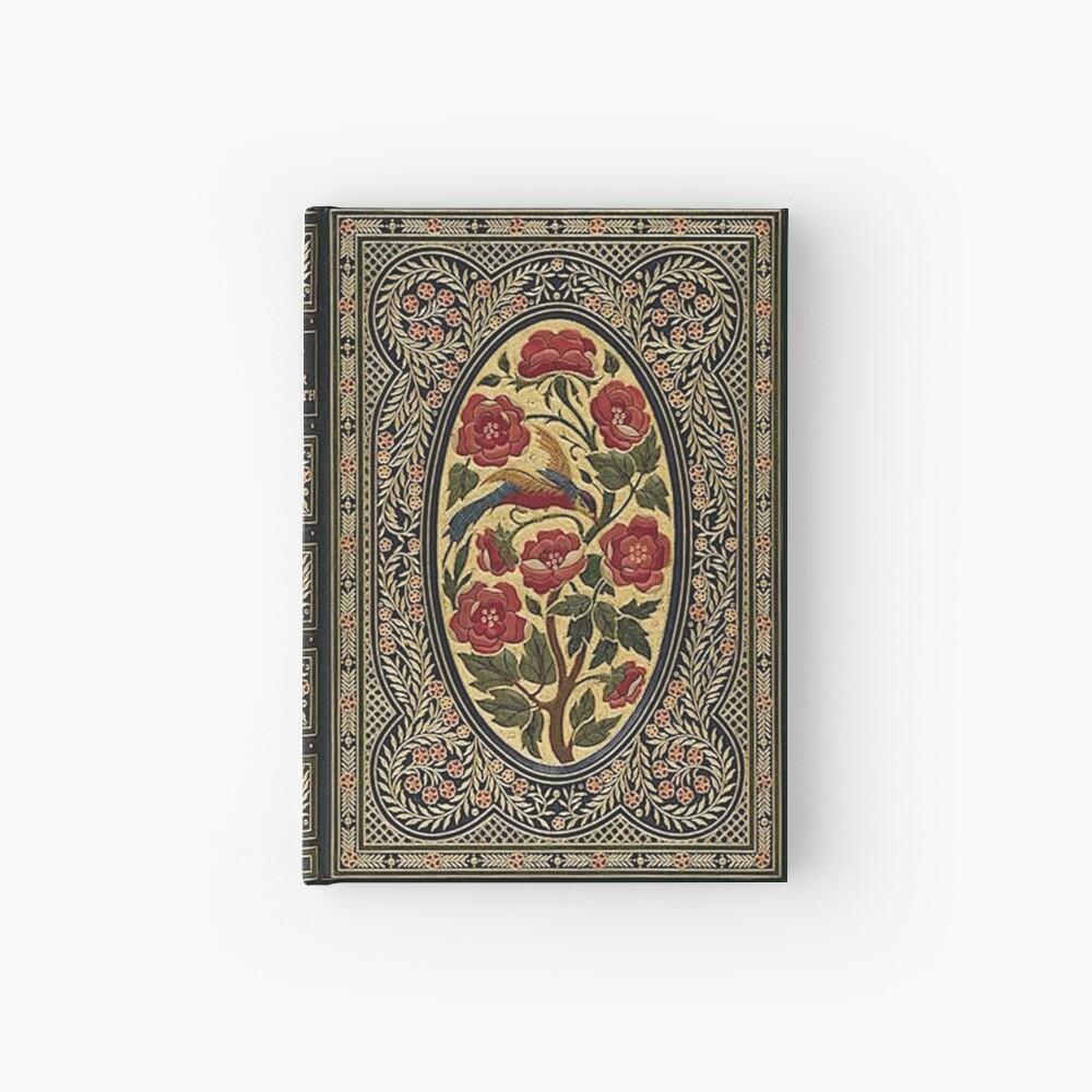 Vintage Journal, Poems Hardcover Journal