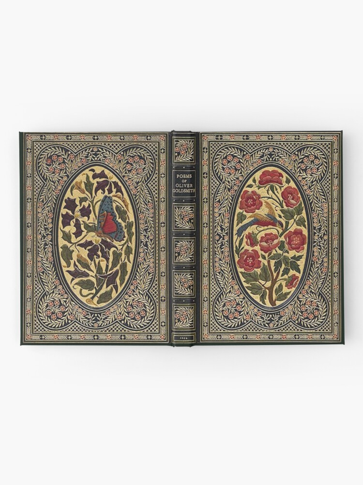 Alternate view of Vintage Journal, Poems Hardcover Journal