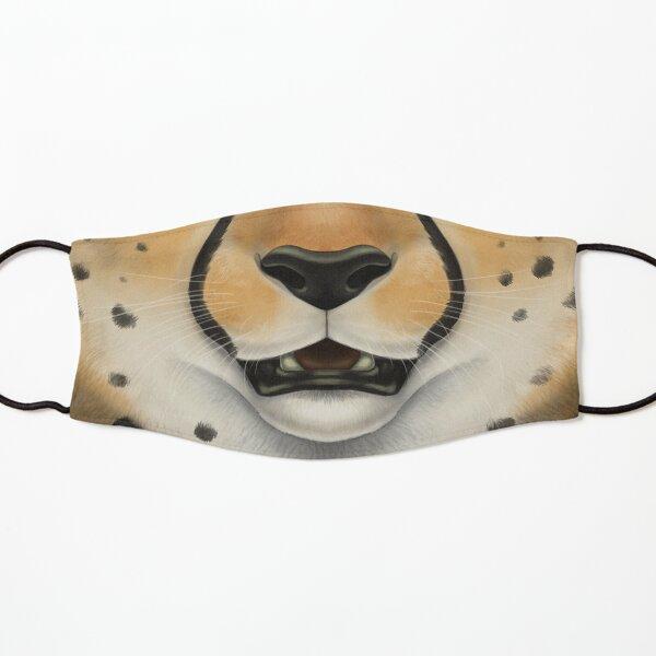 Cheetah Face Kids Mask