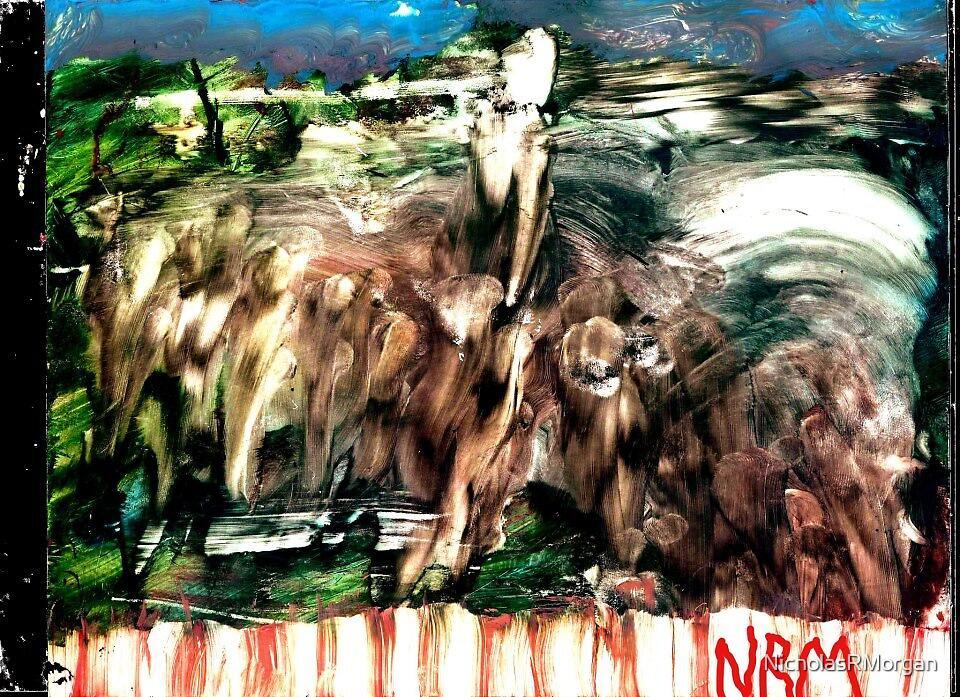 hear come the spirits by NicholasRMorgan