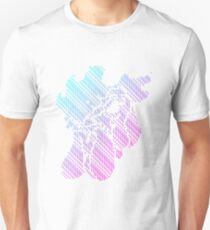 R TO RESTART (INVERTED CONTROLS) T-Shirt