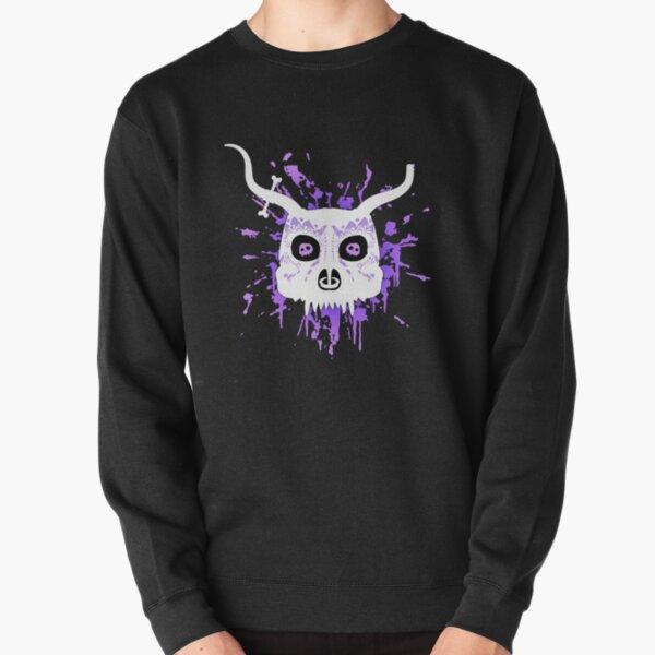 Ankou - series 2 purple Pullover Sweatshirt