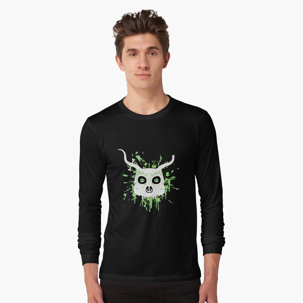 Ankou - series 2 green Long Sleeve T-Shirt