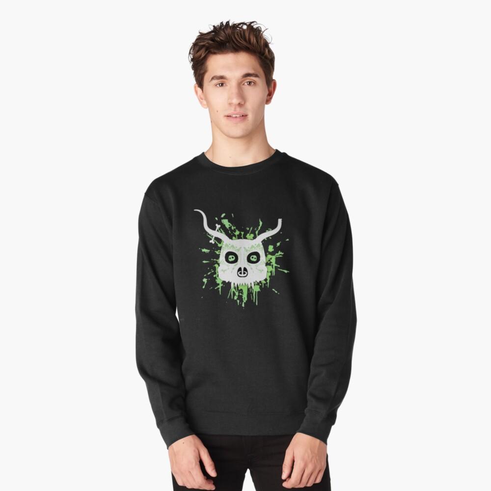 Ankou - series 2 green Pullover Sweatshirt