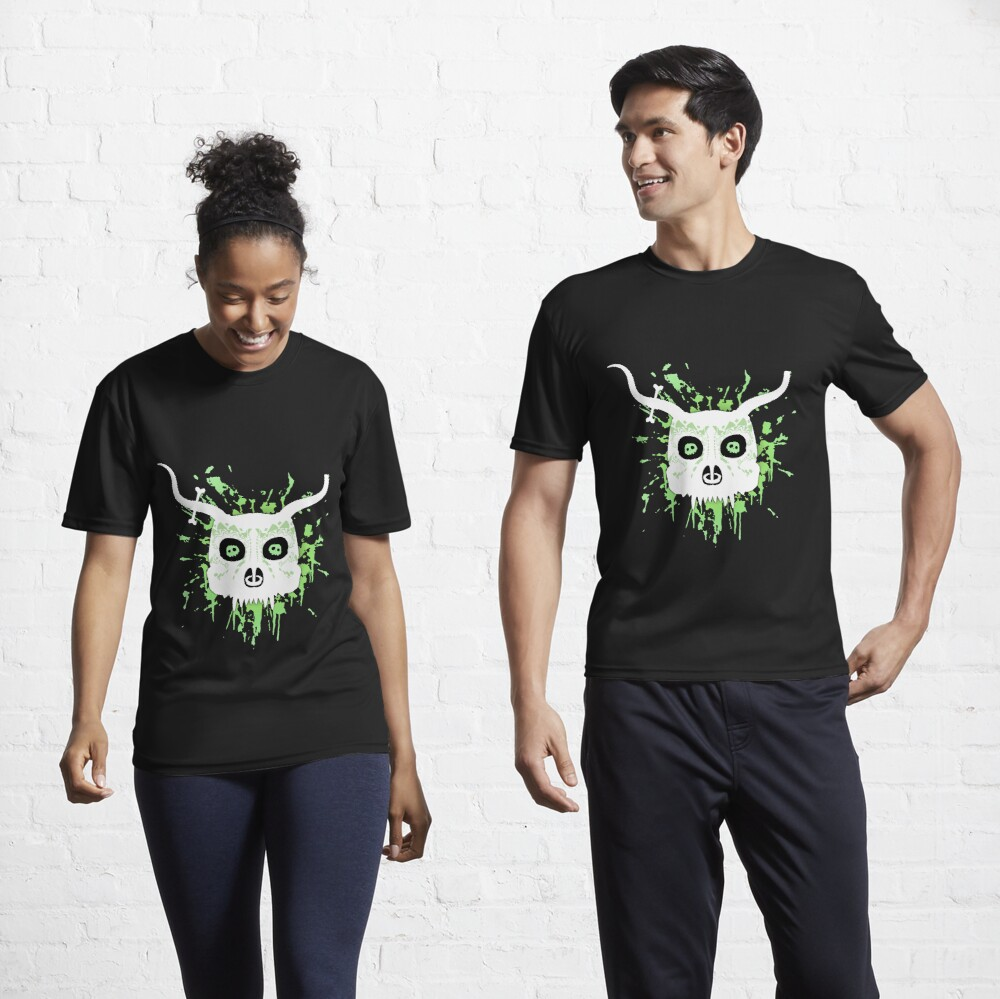 Ankou - series 2 green Active T-Shirt