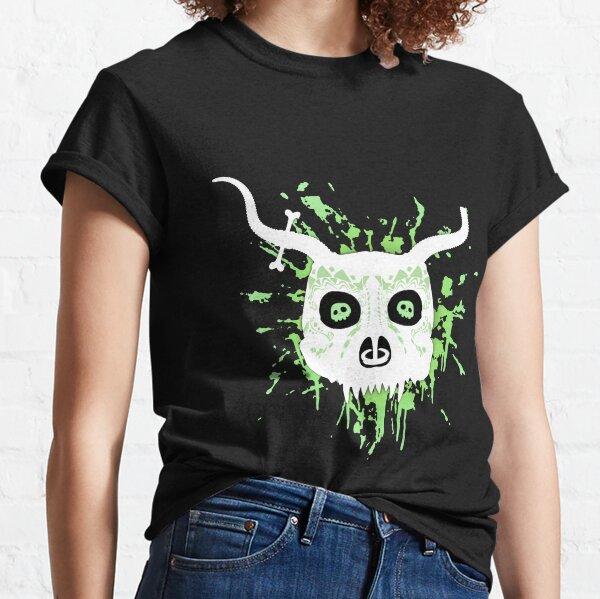 Ankou - series 2 green Classic T-Shirt