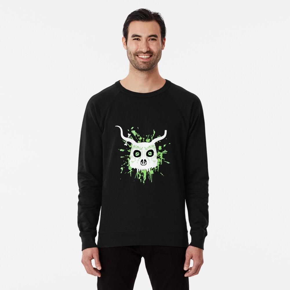 Ankou - series 2 green Lightweight Sweatshirt