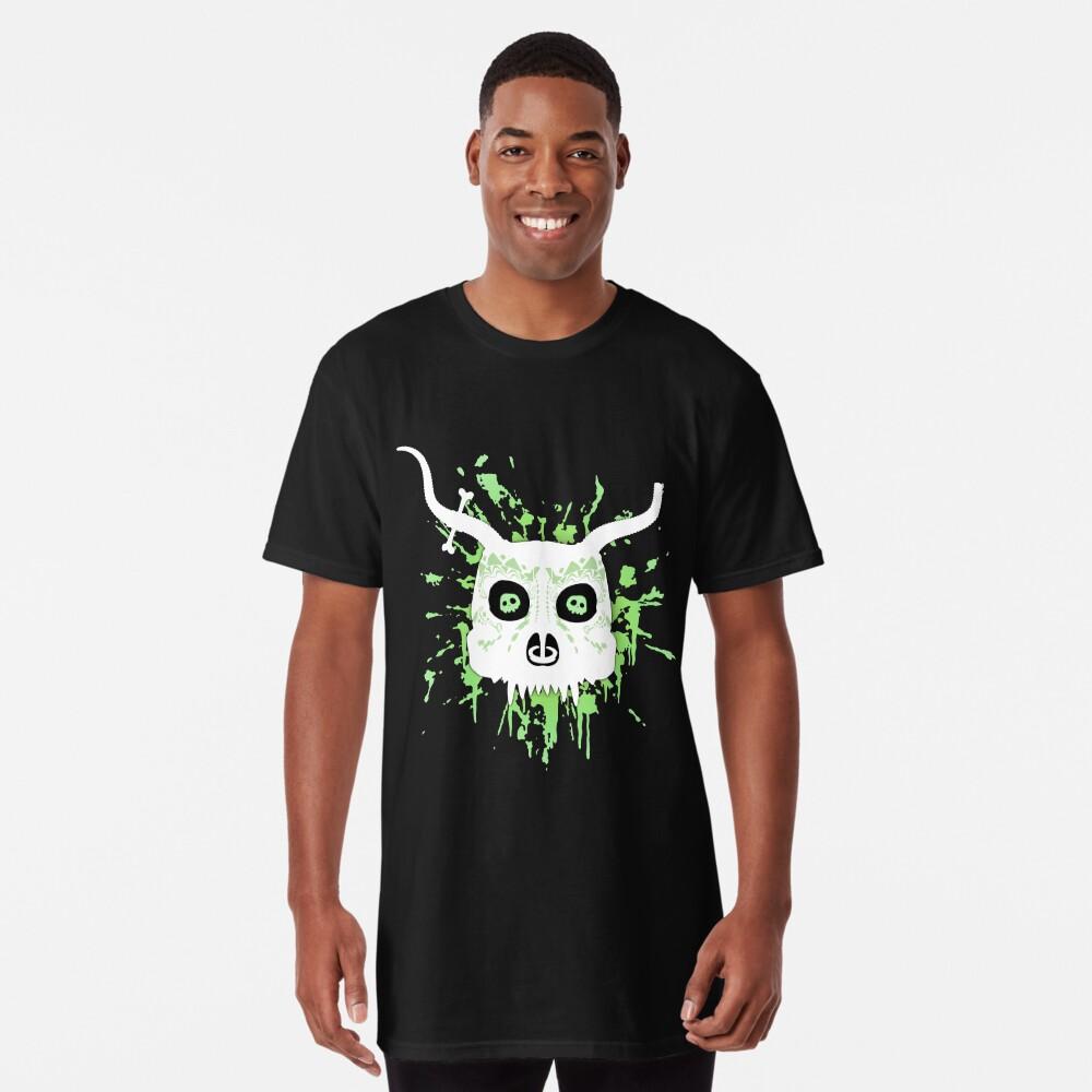 Ankou - series 2 green Long T-Shirt