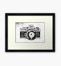 Creativity Is A Drug I Cannot Live Without Framed Print